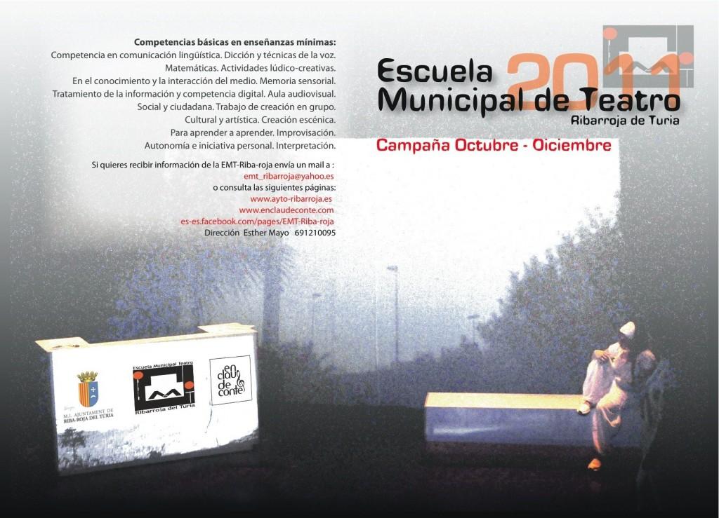 Programación EMT-Riba-roja 2011-2012